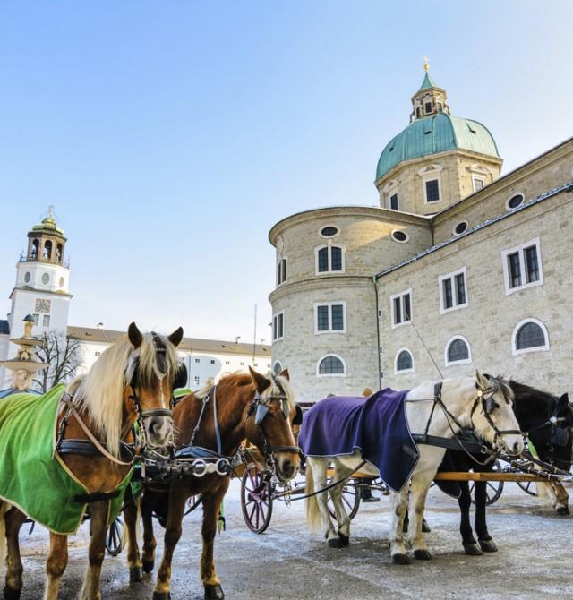 Viena - Salzburgo en Austria