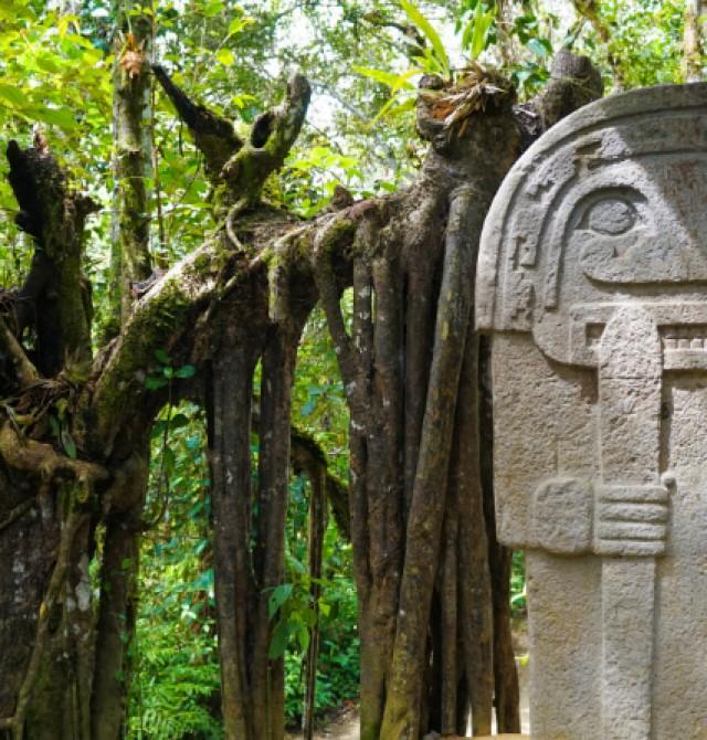 Parque Arqueológico San Agustín