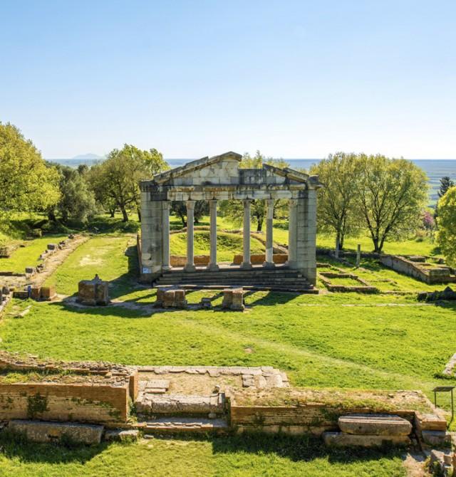 Ruinas de Apolonia