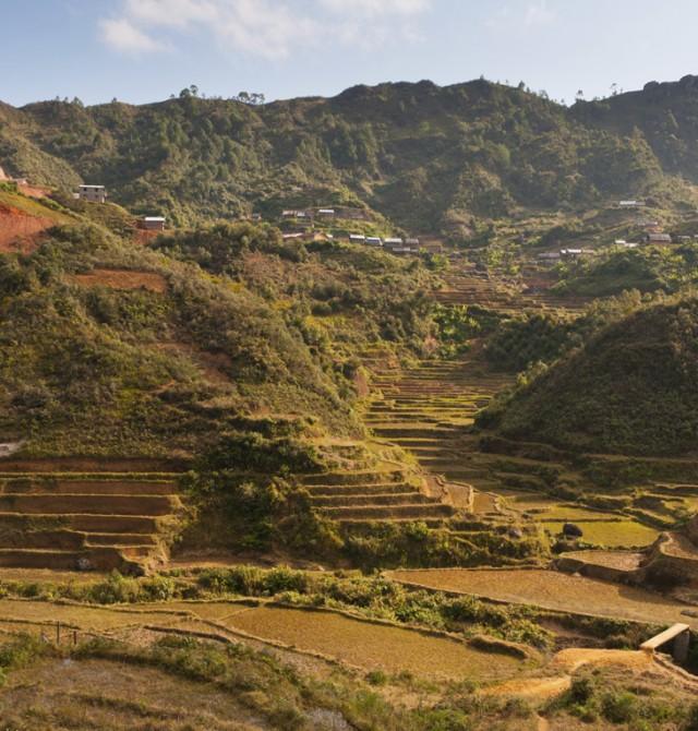 Antananarivo  en Madagascar
