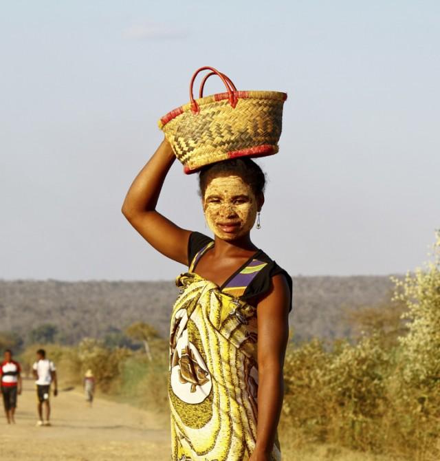 Cultura local en Madagascar