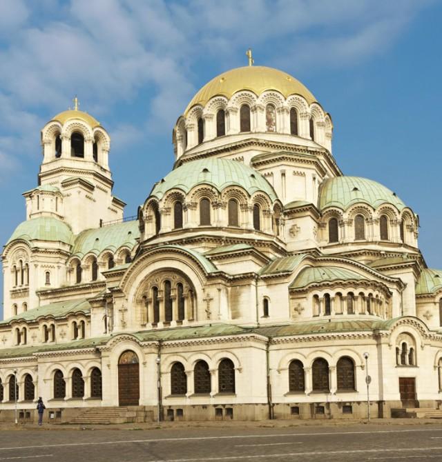 dorada catedral