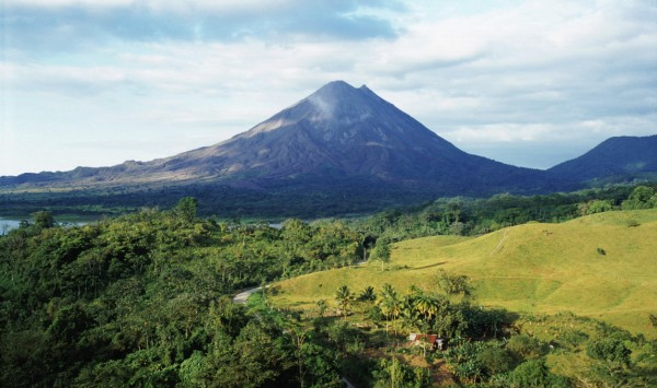 El volcán Arenal. Viaje a Costa Rica con PANGEA The Travel Store