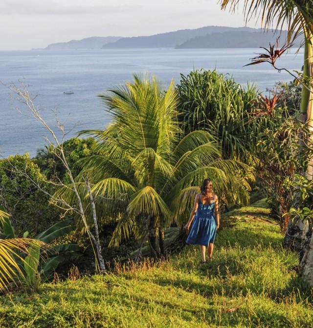 Pacífico Sur  en Costa Rica