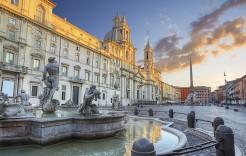 Viaje a Roma en Italia