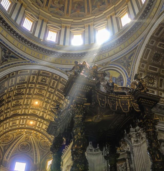 El Vaticano en Italia