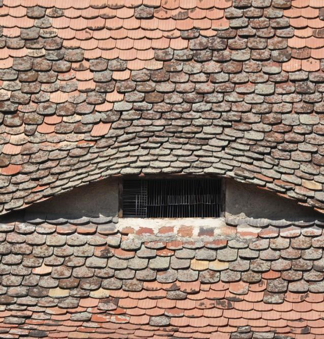 Los ojos de Sibiu en Rumanía