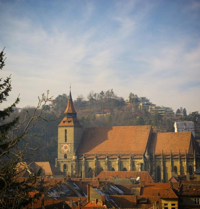 Esplendor gótico en Rumanía