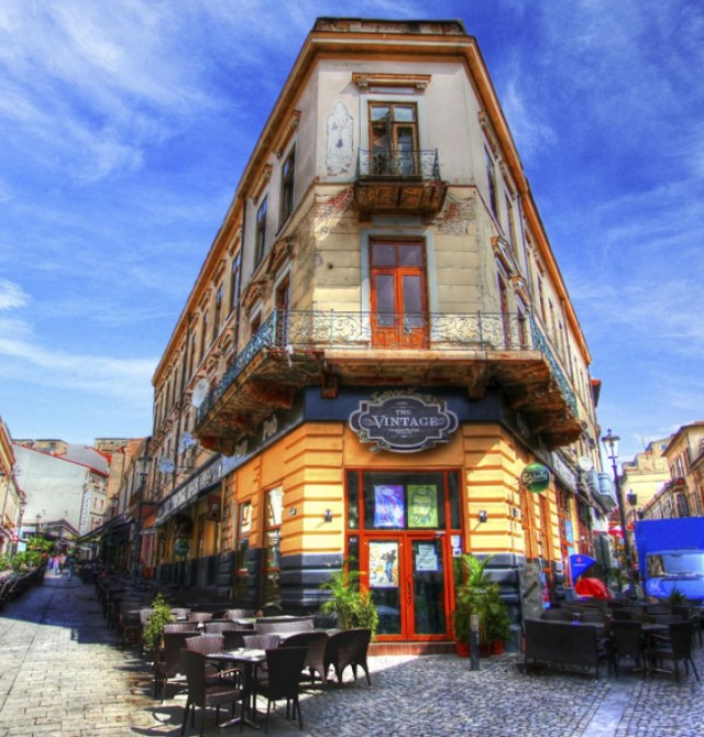 Bucarest - Ciudad de origen