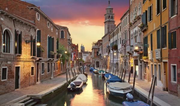 Atardeceres venecianos. Viaje a Italia con PANGEA The Travel Store