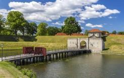 Fortaleza de Kastellet en Dinamarca