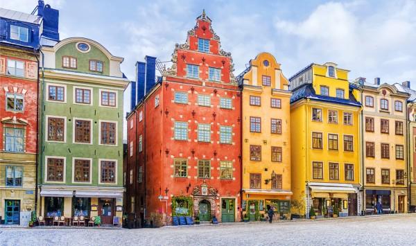 Los colores de Estocolmo. Viaje a Suecia con PANGEA The Travel Store
