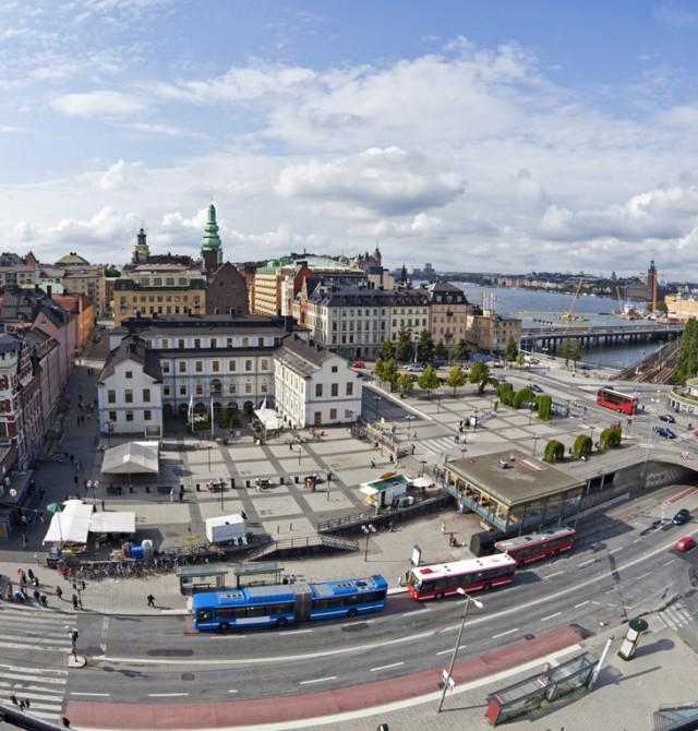en Suecia