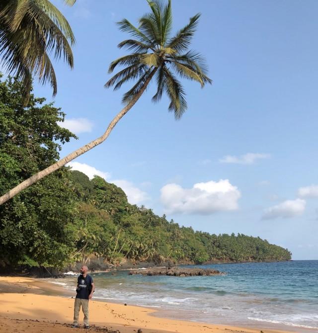 PRAIA GRANDE en Santo Tomé y Príncipe