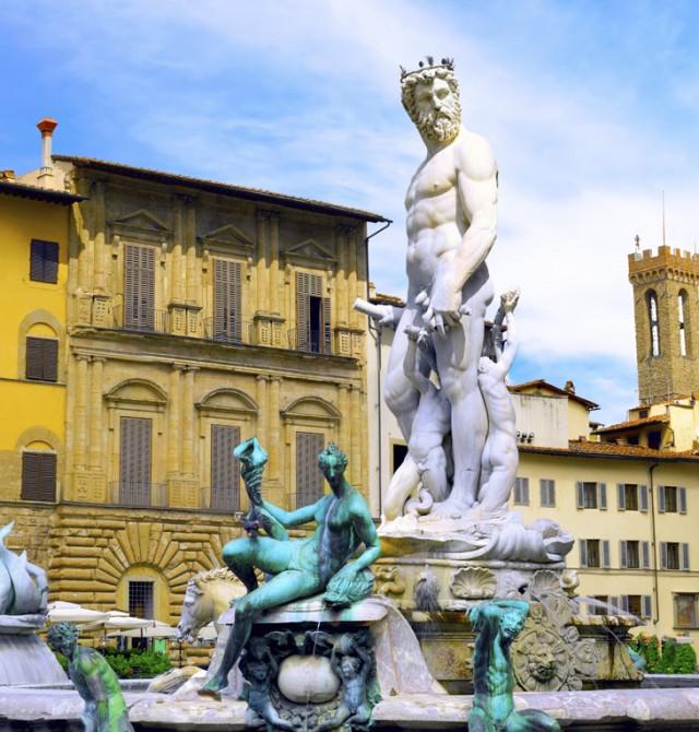 Lujo italiano en FLORENCIA, ITALIA