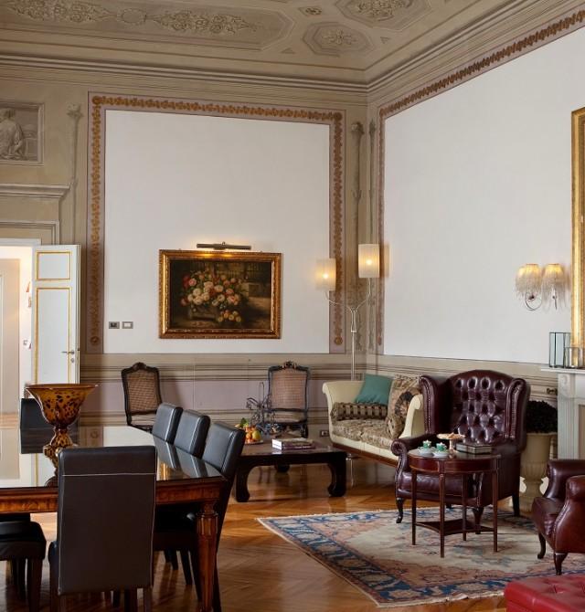 Un palacio en FLORENCIA, ITALIA