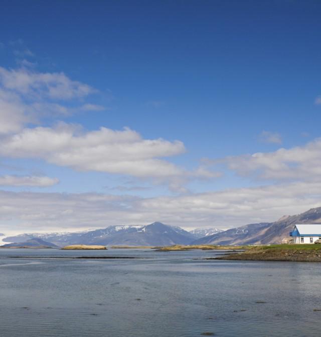Hofn en Islandia