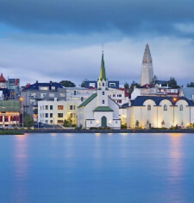 Ciudad de origen en Islandia