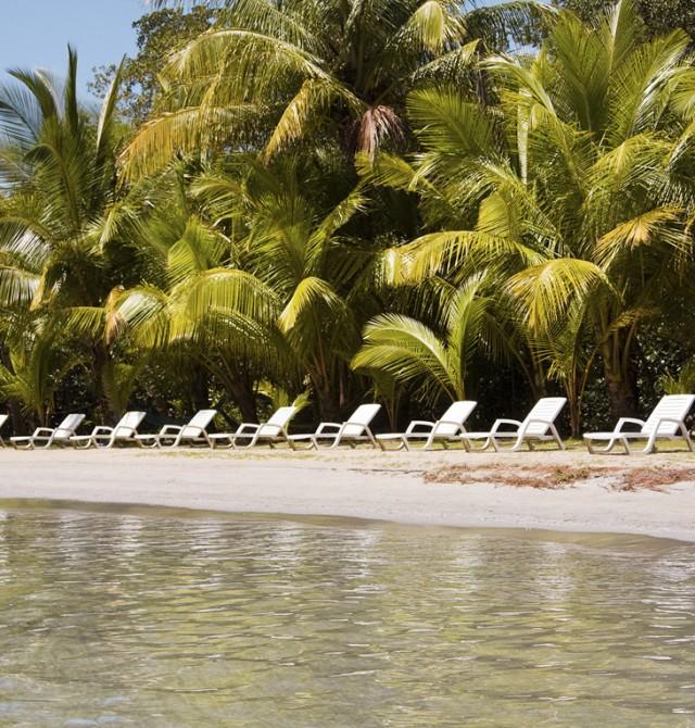 Puerto Viejo - Bocas de Toro en Costa Rica y Panamá