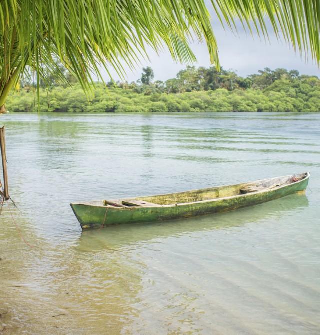Bocas del Toro en Costa Rica y Panamá