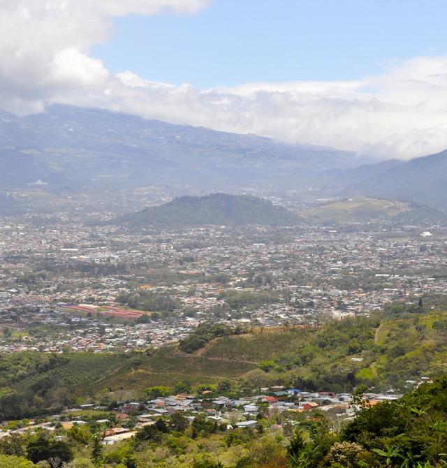 VUELTA A CASA  en Costa Rica y Panamá