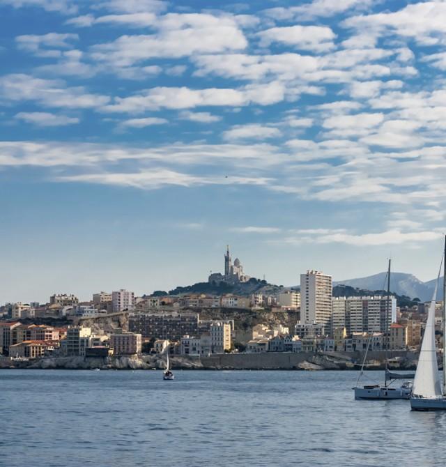 Marsella - Ciudad de origen en Francia
