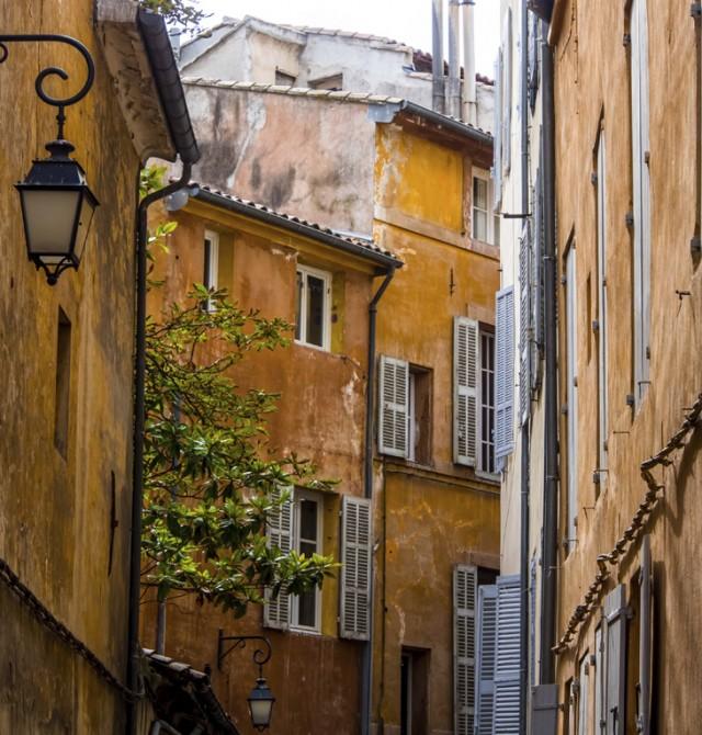 Aix Provence en Francia