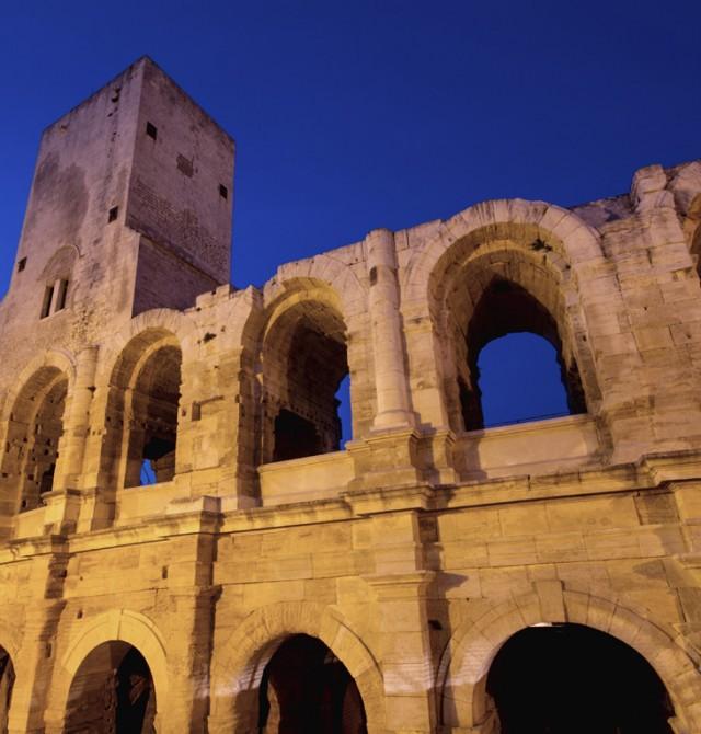 Arles en Francia