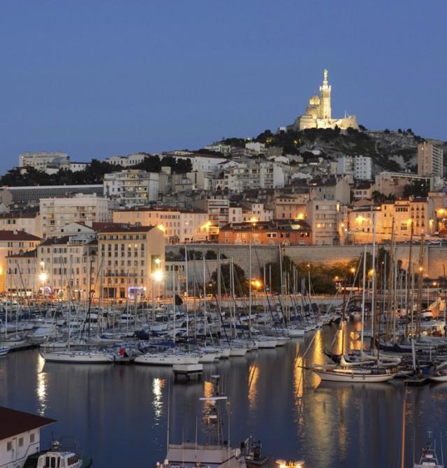 Marsella en Francia