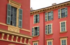 Place Massena en Niza en Francia