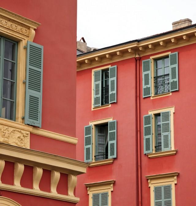 Place Massena en Niza