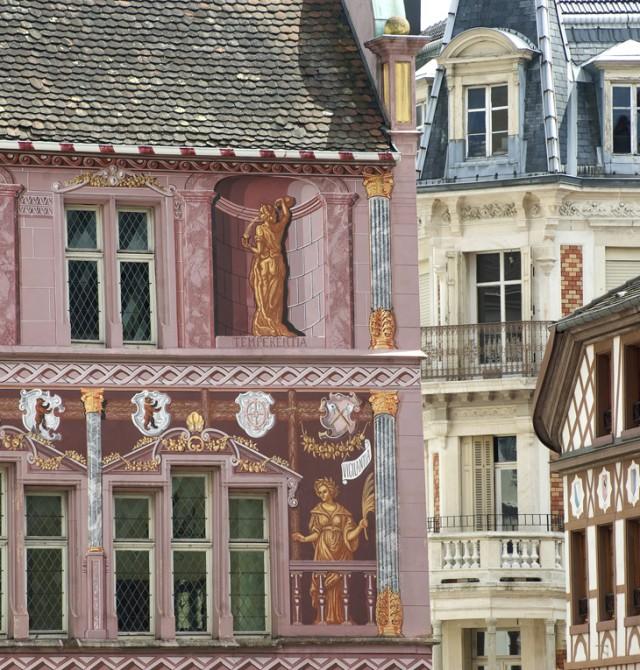 Estrasburgo - Mulhouse