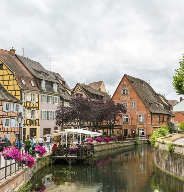 Mulhouse - Colmar