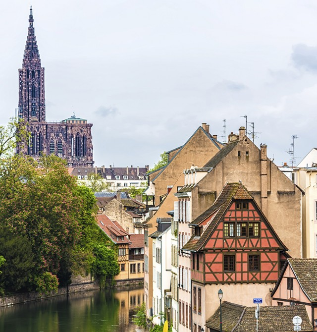 Estrasburgo - Ciudad de origen