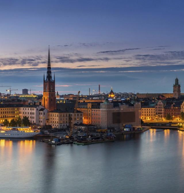 Descubre Estocolmo en Suecia - Finlandia - Noruega