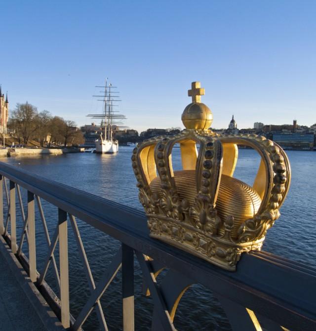 Estocolmo - Ciudad de origen en Suecia - Finlandia - Noruega