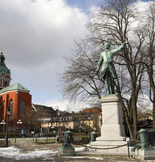 Estocolmo en Suecia - Finlandia - Noruega