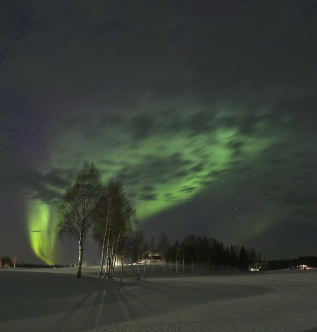 Kiruna - Björkliden en Suecia - Finlandia - Noruega