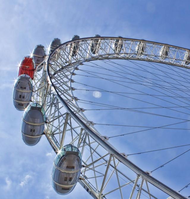 London Eye en Reino Unido