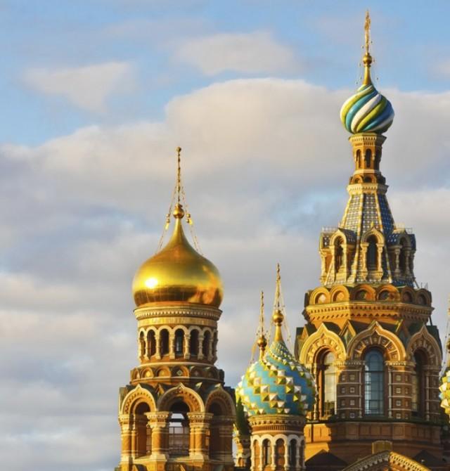 San Petersburgo - Ciudad de Origen  en Rusia