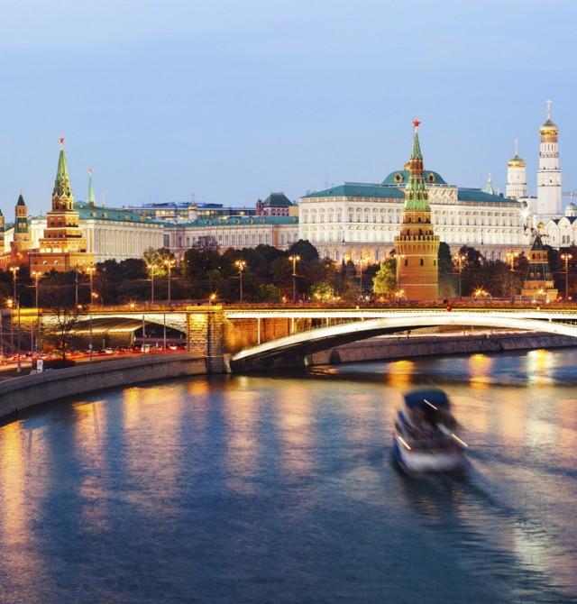 El Kremlin en Rusia