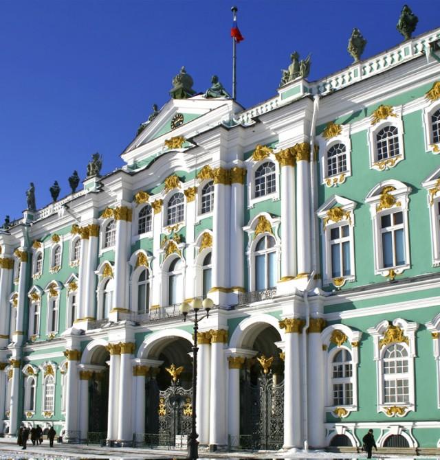La meca de los museos en Rusia