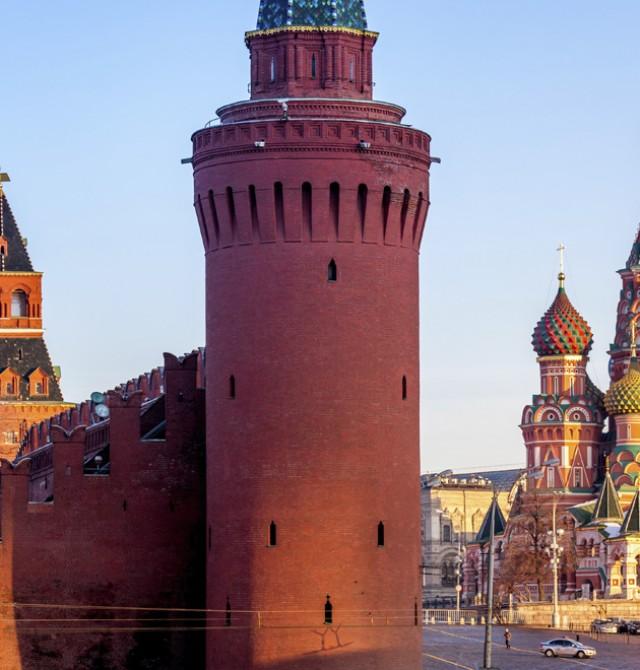 Pieza clave en Rusia