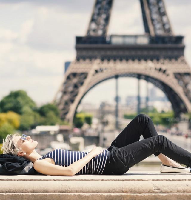 Relax parisino en Francia