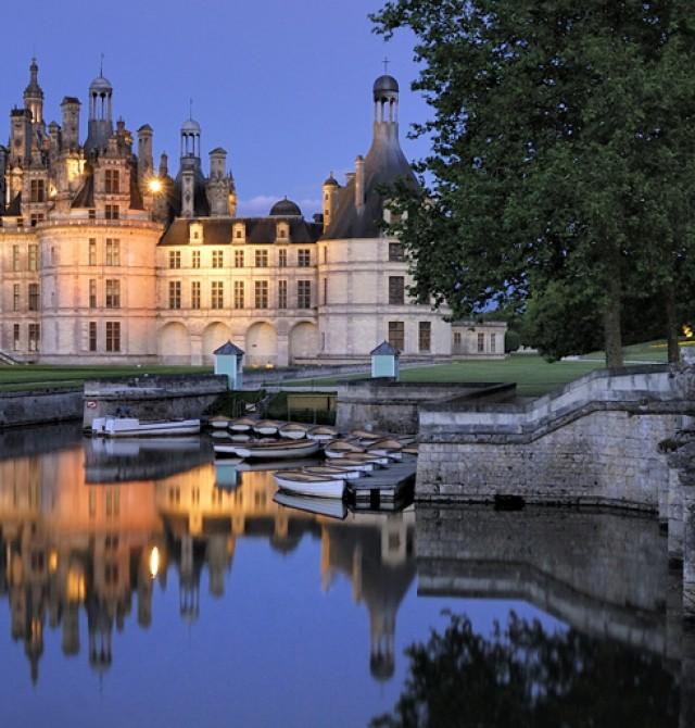 Castillos del Loira en Francia