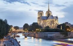 Catedral de Notre Dame en Francia