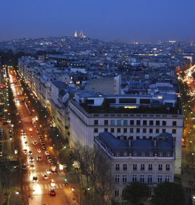 Las calles parisinas
