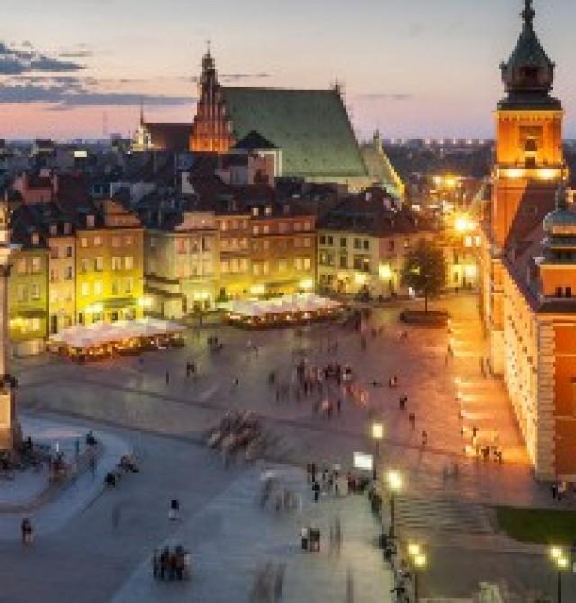 Varsovia - España en Polonia