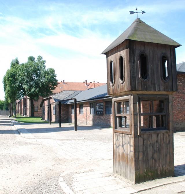 Auschwitz en Polonia