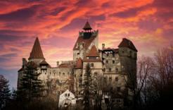 Castillo de Drácula en Rumanía